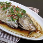 how to steam fish in microwave steamer