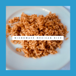 Microwave Mexican Rice (With Instant Pot Option) – Marie Fiebach
