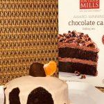 Chocolate Orange Cake ⋆ Sun Flour Mills