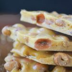 Easy Microwave Peanut Brittle | The View from Great Island