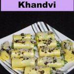 khandvi recipe sanjeev kapoor - recipes - Tasty Query