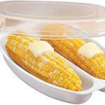 WalterDrake White Microwave Corn Steamer: Microwave Oven Accessories:  Kitchen & Dining - Amazon.com