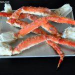 King Crab Leg Feast   Necessary Indulgences