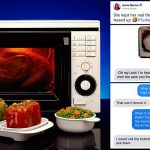 People are asking their parents how to cook a 25LB turkey in the MICROWAVE    Daily Mail Online