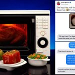 People are asking their parents how to cook a 25LB turkey in the MICROWAVE  | Daily Mail Online