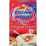 Cooking instructions - Cream of Wheat Instant Hot Cereal Original