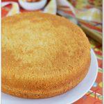 Eggless Vanilla Sponge Cake | Step by Step Eggless Basic Cake Recipe -  Sharmis Passions