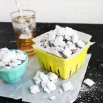 Nutella Puppy Chow! - A Beautiful Mess