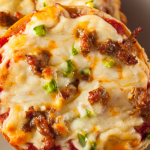 Pizza Bagel Bites in the Microwave – Microwave Oven Recipes