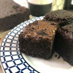 5 Minute Microwave Chocolate Brownie - The Home Maker Baker