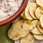 Microwave Potato Chips Recipe | EatingWell