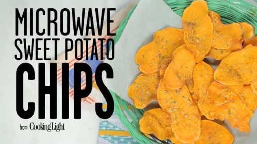 How to Make Crunchy Homemade Sweet Potato Chips   Cooking Light