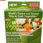 Cook Pefect Vegetables in the Microwave! Rapid Veggie Steamer  absolutebeauty.co.za