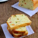 THE CHEF and HER KITCHEN: Eggless Vanilla Sponge Cake Recipe | Eggless Tutti  Frutti Cake