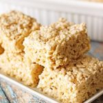 These Microwave Rice Krispie Treats are foolproof and turn out perfect  every time. They …   Microwave rice krispie treats, Rice krispy treats  recipe, Krispie treats
