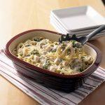 Tasty Turkey Tetrazzini | Turkey tetrazzini, Tetrazzini, Chicken tetrazzini