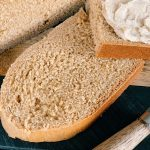 Whole Wheat Slow Cooker Bread - Home Full of Honey