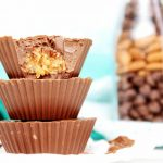 Almond Butter Cookie Dough Cups | Healthy Hacks