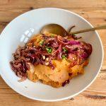 The Best Vegan Mashed Sweet Potatoes - Munchyesta