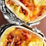 Bacon Egg and Cheese Breakfast Burritos - The Gunny Sack