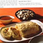 Bacon Roly Poly or Clanger, pure comfort food! Fab Food 4 All