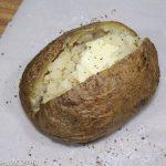 How to Bake the Perfect Potato - Mamma Rocks the Kitchen