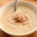 Simple Porridge Recipes; Banana and Peanut Butter Porridge | Porridge Lady