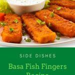 Basa Fish Fingers Recipe » Al Azhar Foodie