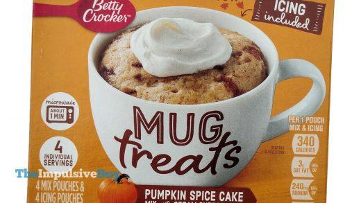 REVIEW: Betty Crocker Limited Edition Pumpkin Spice Cake Mug Treats - The  Impulsive Buy
