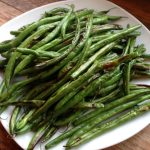 Broiled Green Beans   Guess Who's Cooking