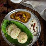 Soft Spongy Idli in Microwave - My Tasty Curry