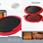 COOKEASY – Microwave Grill Pan – Your favorite friend at home – Happy  Little Things –
