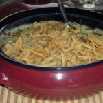 Can you microwave green bean casserole? - The Wisebaker