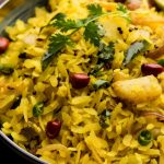 Poha Recipe with a Modern Twist - F and B Stories