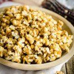 Microwave Caramel Popcorn • The Goldilocks Kitchen