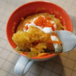 Carrot Mug Cake Recipe | Desert Food Feed(also in Tamil)