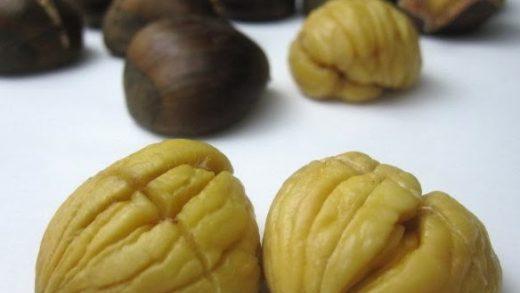 Tamalapaku: Roasted Chestnuts ~ The Microwave way!!