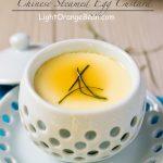 Chinese Steamed Egg Custard