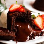 busycooking.com – Molten Chocolate Cakes – with real chocolate! – Busy  Cooking