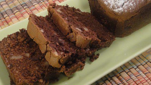 How to make Chocolate Tea Cake, recipe by MasterChef Sanjeev Kapoor
