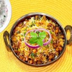 Chole Biryani – Bhavna's Kitchen & Living
