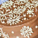 Christmas Eggnog Cake (video) - Tatyanas Everyday Food