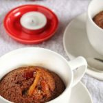 Christmas Plum Cake - Easy Mug Cake Recipe - SpeakingAloud Magazine