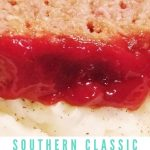 Classic Meatloaf with Oatmeal - Home at Cedar Springs Farm