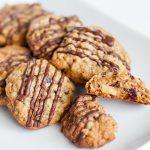 Cranberry Chocolate Oatmeal Cookies - Tatyanas Everyday Food