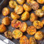 Crispy Spicy Cajun Roasted Potatoes recipe - Delish Studio