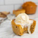 Microwave Protein Pumpkin Pies | MacroChef MacroChef