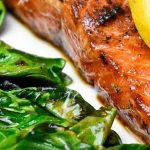 Grilled Chocolate Fish (Salmon) – Tatev's Recipes