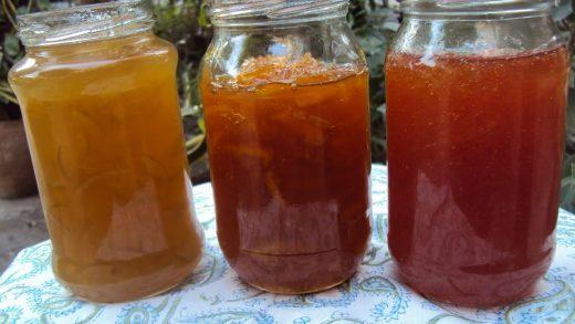 making marmalade at home : microwave marmalade recipe : orange, lime and  grapefruit marmalade .... - HealthFoodDesiVideshi
