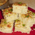 Instant White Dhokla – Idra or Idada or Khatta Dhokla – Bhavna's Kitchen &  Living